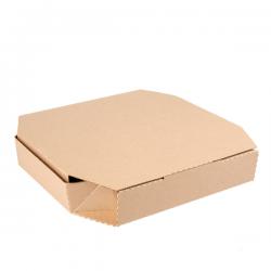 100 boites à pizza...