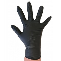 100 gants anti-virus à...