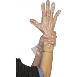 10 000 gants à usage unique...