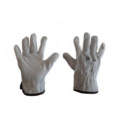 Paire de gants CE fleur et...
