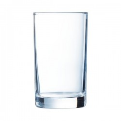 Chope en verre trempée...