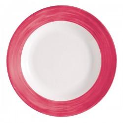 Assiettes plates 255 mm...