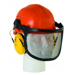 Casques PRO forestier CE Opus
