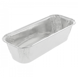 100 moules à cake en aluminium