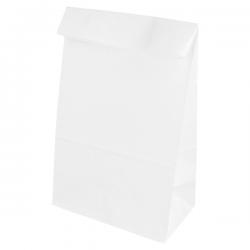 1000 sacs SOS papier blanc