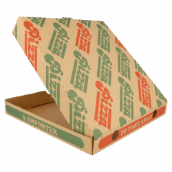 100 boites à pizza carton...